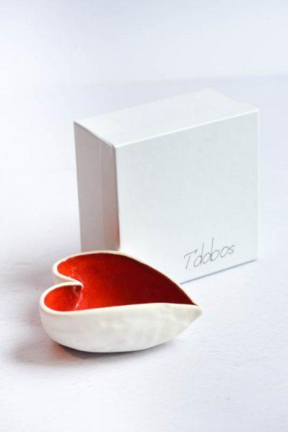 Dobos Handmade Ceramic Heart