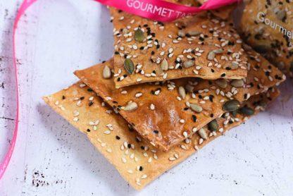 Gourmet Tart Handmade Lavosh