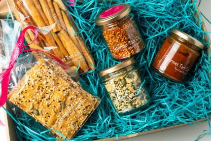 Savoury Box - A Taste of Gourmet Tart