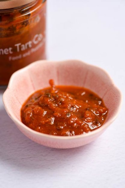 Handmade Tomato and Coriander Relish from Gourmet Tart
