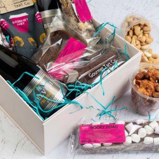 Happy Hour Gift Box - Gourmet Food Hamper