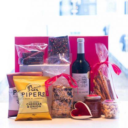 Red Wine Lover's Treat - Gourmet Hamper