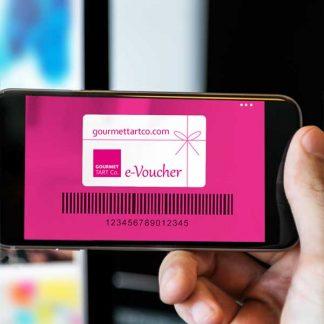 e-Vouchers for Website