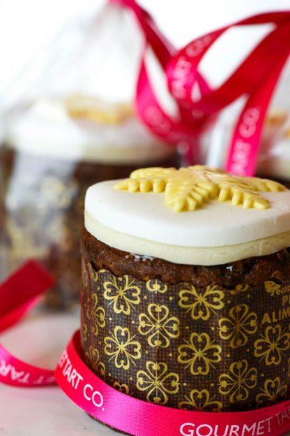 Gourmet Tart Mini Christmas Cake