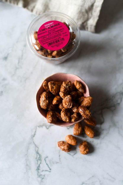 Gourmet Tart Honey Almonds